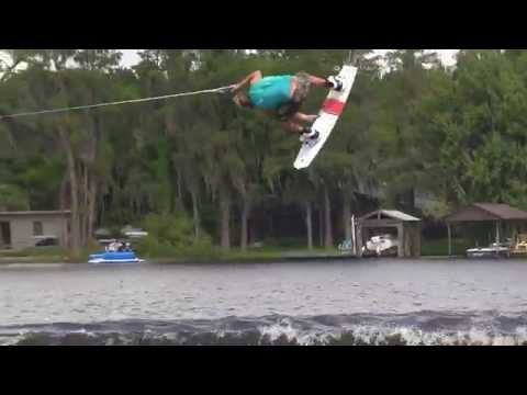 2015 O'Brien Bruce Wakeboard Review with Jeff Langley