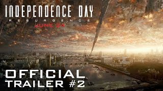 Independence Day: Resurgence - Official Trailer 2