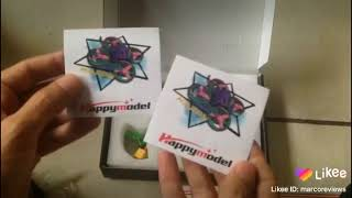 Happy model mantis 85 rtf fpv kit no goggles no charger unbiased unsponsored unboxing review part 2