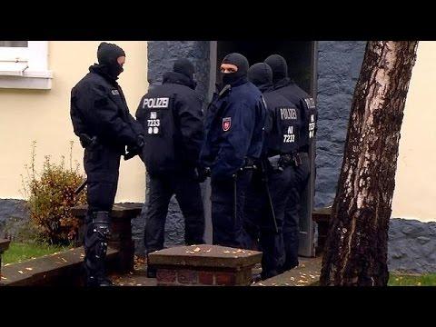 Γερμανία: Πυρήνα τζιχαντιστών εξάρθρωσαν οι αρχές