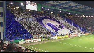 preview picture of video '*Stimmung* DSC Arminia Bielefeld - Werder Bremen 3:1 - 04.03.2015 Viertelfinaleinzug Sieg Südtribüne'