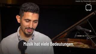 30. Oktober 2020 mit Aeham Ahmad Interview und Konzertteile. Quelle: CityInfo