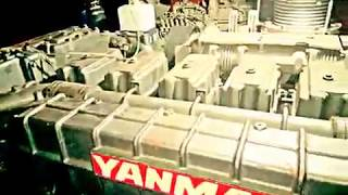 Động cơ yanmar 6AYM- WET 610kW/ 829HP 1900rpm