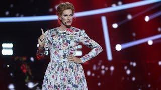 Fran Dieli canta 'Send my love' como Adele - Tu Cara Me Suena