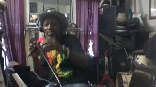 ANTHONY HAMILTON COVER ( CAN'T LET GO  )                     JR IVEY