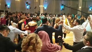 Kızlardan süper halay Afşin Elbistan düğünü