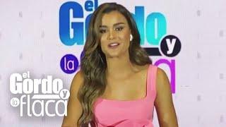 Clarissa Molina anuncia con mucha felicidad que será conductora de Premios Soberano 2021