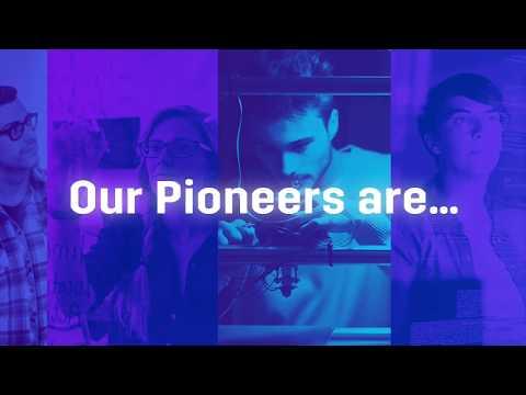 Meet our Pioneers