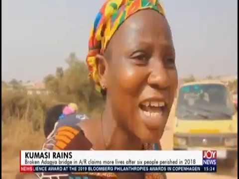 Kumasi Rains - The Pulse on JoyNews (14-10-19)