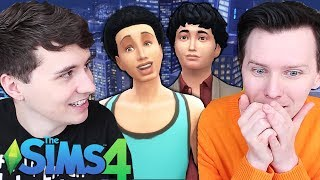 BOYS IN THE BIG CITY - Dan And Phil Play: Sims 4 #59