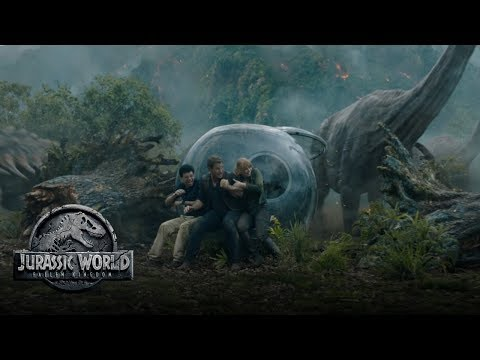 Jurassic World: Fallen Kingdom (Sneak Peek 'Run')