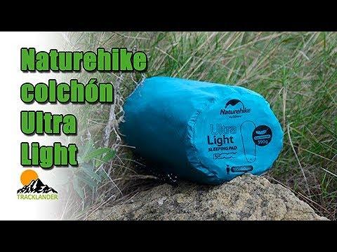 Colchón Naturehike Ultra Light