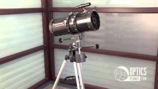 Celestron PowerSeeker 127EQ Telescope - OpticsPlanet.com Product in Focus