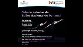 Gala de Estrellas del Ballet Nacional de Panamá