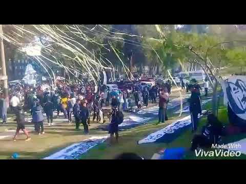 """""""La Hinchada de Central Norte vs River Plate """"Copa Argentina 2018""""//Percusión Azabache"""" Barra: Agrupaciones Unidas • Club: Central Norte de Salta"""