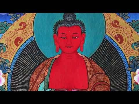 Niệm Thần chú Phật A Di Đà để được tái sinh tốt lành nơi Cực lạc - Thần chú mật tông (niệm 1 giờ)