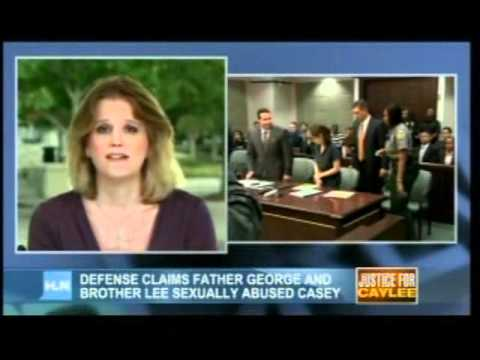 Meg Strickler on Dr. Drew HLN discussing Casey Anthony on June 13, 2011