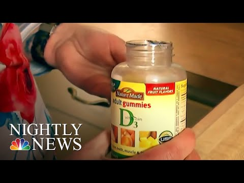 New Research Shows Vitamin D Could Lower Risk Of Colorectal Cancer | NBC Nightly News