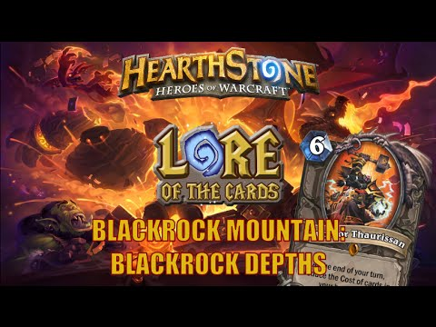 Blackrock Mountain: Blackrock Depths