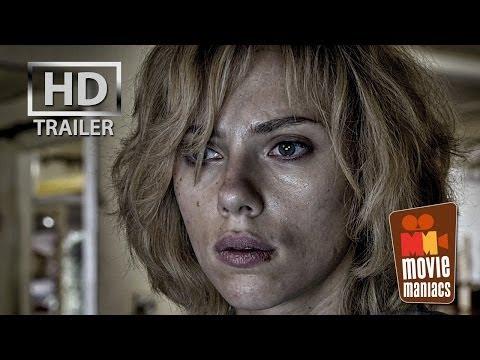 Lucy | trailer #1 US (2014) Scarlett Johansson