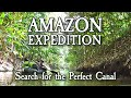 Trip - 5 Days Solo Packrafting Expedition in the Amazon Jungle - Search for the Perfect Canal