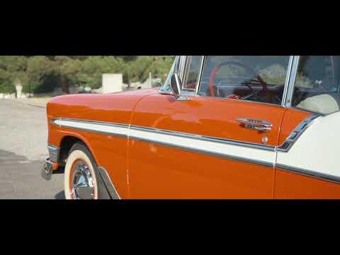 Chevrolet, Bel Air Cabriolet