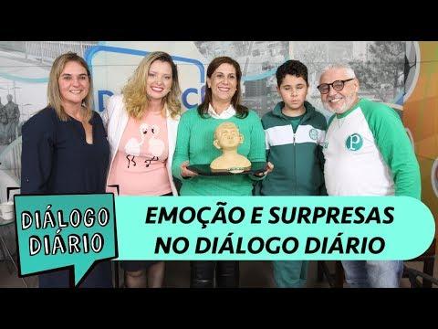 Diálogo Diário no ar com Nickollas e Silvia Grecco