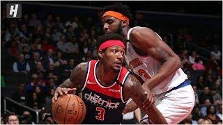 New York Knicks vs Washington Wizards - Full Game Highlights   March 10, 2020   2019-20 NBA Season