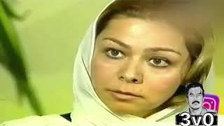 بكاء رغد صدام حسين بسبب والدها وغدر زوجها لصدام