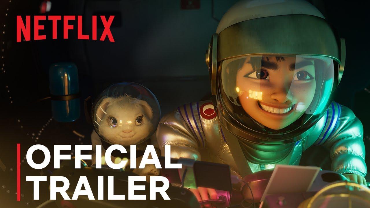 Трейлер анимационной ленты Глена Кина «Над Луной»