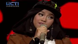 AYUENSTAR - CHAINED TO THE RHYTHM (Katy Perry ft. Skip Marley) - TOP 15 - Indonesian Idol 2018