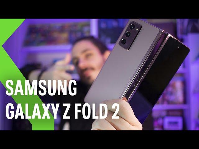 Samsung Galaxy Z Fold 2, análisis: Las posibilidades es este PLEGABLE son (casi) INFINITAS