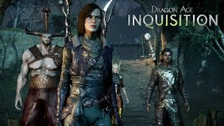 DRAGON AGE™: INQUISITION Gameplay Features – The Inquisitor & Followers
