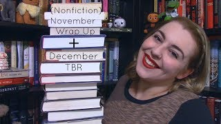 November 2017 Wrap Up and December TBR
