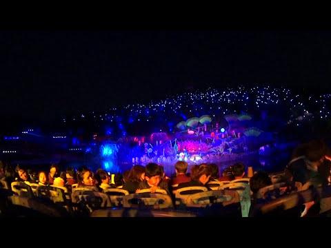 중국 산동성 웨이하이, 화하성 공연