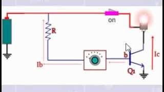funcionamiento de un transistor.wmv