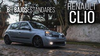 Renault Clio Mk2 - Bajos Estándares