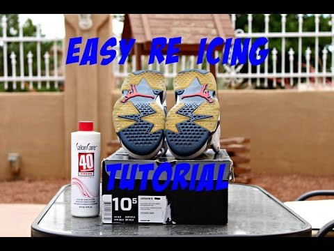 HOW TO ICE YOUR SOLES FOR CHEAP
