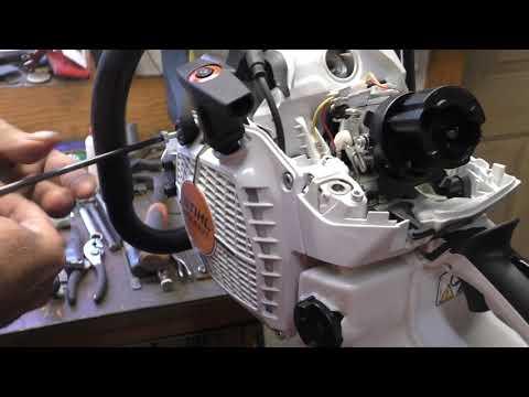 STIHL MS 462 Muffler Mod & Timing Advance 💥 - игровое видео