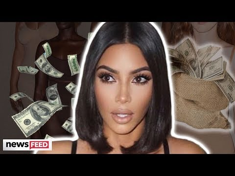 Kim Kardashian's SKIMS Makes MILLIONS In Minutes!