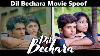 Dil Bechara Movie Spoof | Tribute To Sushant Singh Rajput | OYE TV