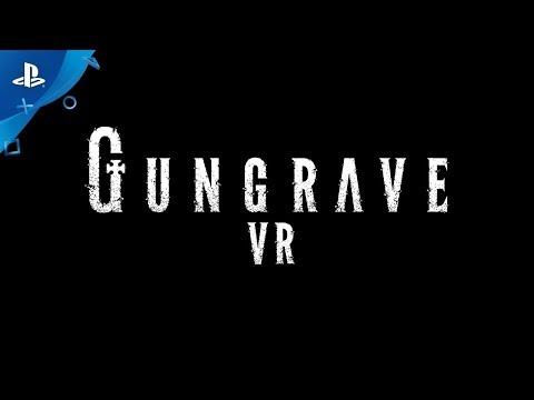 Gungrave VR - E3 2018 Trailer | PS VR thumbnail