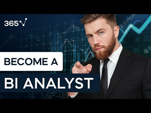 How to Become a Business Intelligence Analyst - YouTube