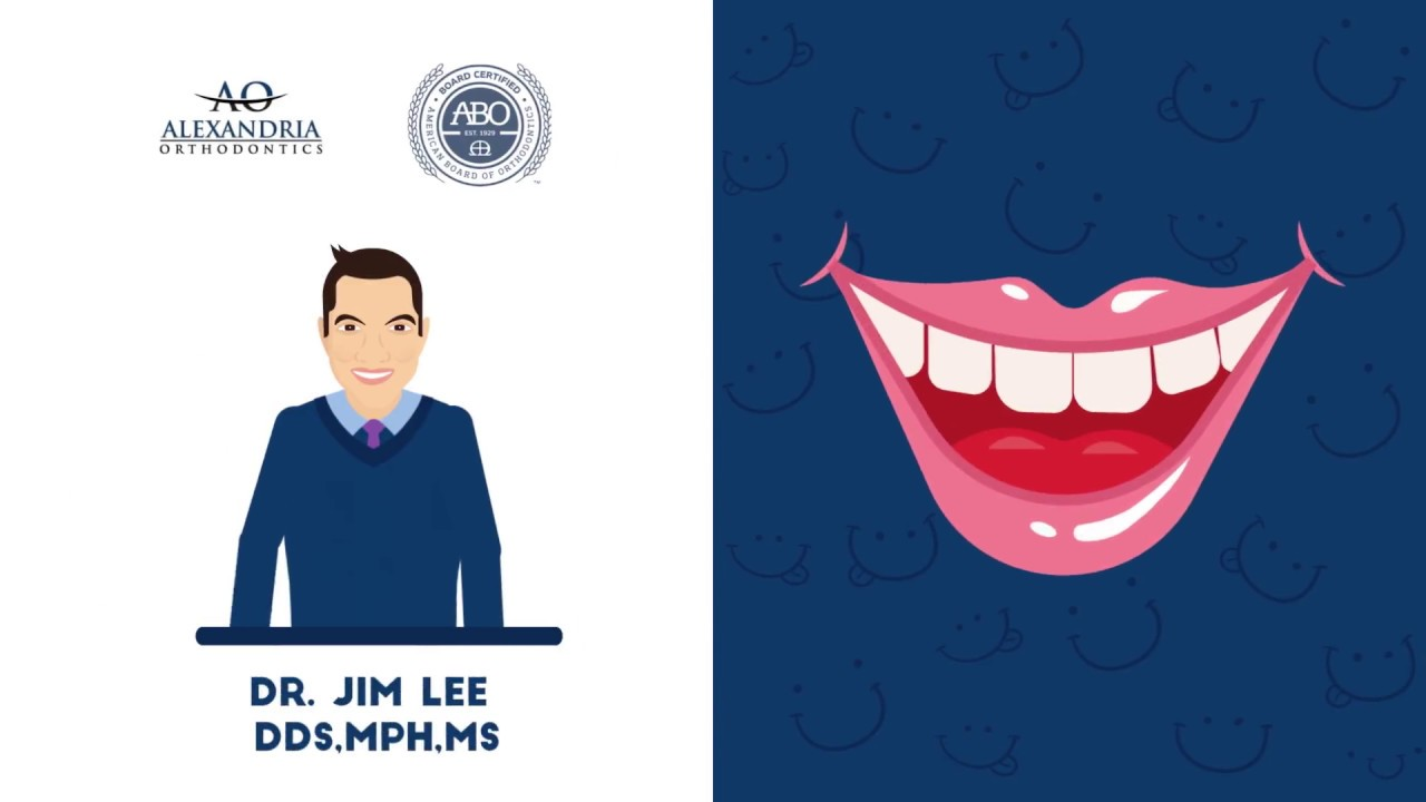 Animated Explainer Video for Alexandria Orthodontics.