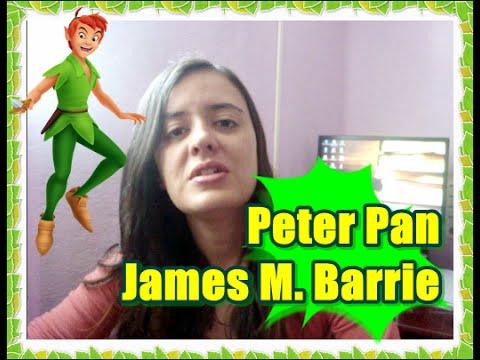 Resenha do livro Peter Pan de James Barrie - Edição comentada e ilustrada da Zahar