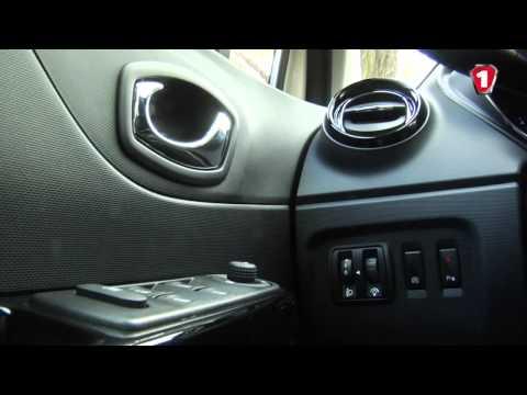 Renault  Captur Паркетник класса J - тест-драйв 3