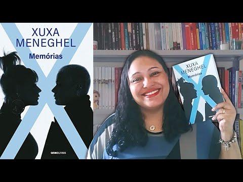 MEMÓRIAS, de Xuxa Meneghel   Adoro um Livro