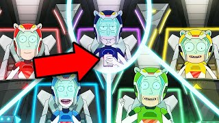 RICK AND MORTY 5x07 BREAKDOWN! Easter Eggs & Details You Missed!