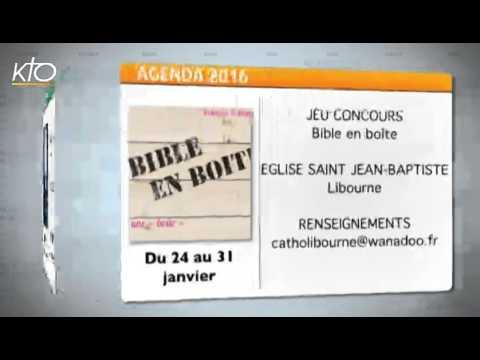 Agenda du 4 janvier 2016