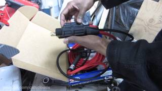 Ck Tig Torch With Flex Hose Unboxing